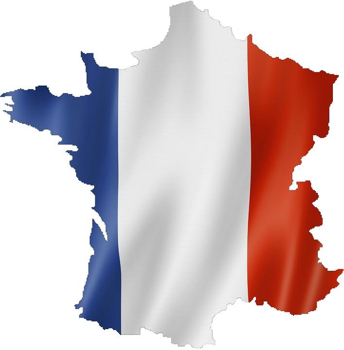 France tricolore